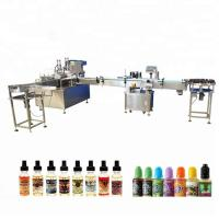 China Electric Driven Single Head Liquid Filling Machine With SUS304 Stainless Steel factory
