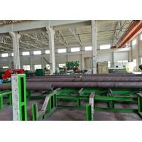 China Black Galvanized Erw Carbon Steel Pipe ASTM A53 BS1387 DIN2244 Oil Coated GB factory