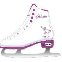China Ice Figure Skate Red factory