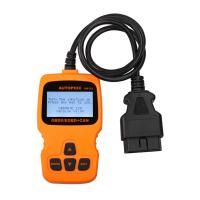 Buy cheap OBDURATE OM123 Orange OBDII Code Reader check engine , 12V DC Voltage from wholesalers