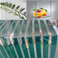 Buy cheap 3/8 1/2 tempered glass factory 10mm 12mm flat polished clear toughened glass price from wholesalers
