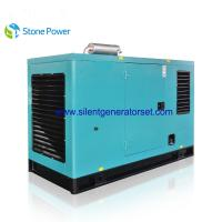 Buy cheap 40kw dynamo generator Diesel Genset and Parts with Cummins 4 cylinder Engine 50 from wholesalers