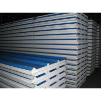 Buy cheap Cold Storage EPS Roof Sandwich Panel Insulation High intensity from Wholesalers