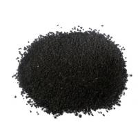 China Skid Proof Black Rubber Granules , Wear Resistant EPDM Rubber Crumb factory
