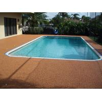 China Sports Field Rubber Flooring Around Pools 100% EPDM Fragmented Crumb Raw Material factory