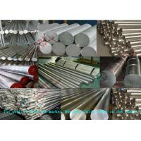 Buy cheap Bright Hot Rolled ASTM 201 202 Stainless Steel Round Bars for Boiler , ASTM A276 A479 A484 Standard from Wholesalers