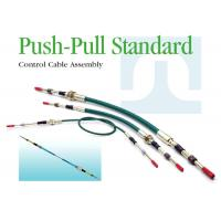 Buy cheap Easy Install Universal Push Pull CablesSize Customized High Temperature Resistance from Wholesalers