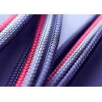 Buy cheap Abrasion Resistant Braided Nylon Sleeve Thermal Insulation For Military Industry from Wholesalers