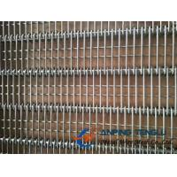China Stainlesss Steel Eyelink Belt (Wire Ring Belt), AISI Standard for Food Grade factory
