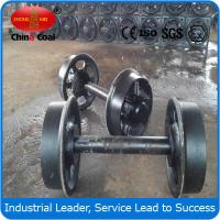 Buy cheap Wheelset, Wheelsets, Railway Wheelsets from Wholesalers