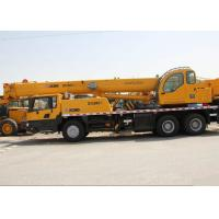 China Load Sensing Mobile Truck Mounted Lift With Retractable Boom , 25 Ton factory