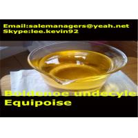 Buy cheap Injectable Boldenone Steroids / Equipoise Boldenone Undecylenate CAS 13103-34-9 from Wholesalers
