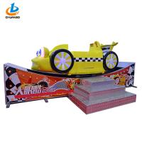 Buy cheap Theme Park Spinning Arcade Kiddie Rides / Wig Wag Machine Big Cool Eyes Flying from wholesalers