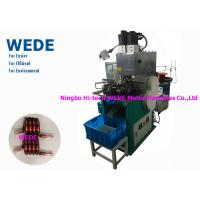 Buy cheap Z Axis Coil Winding Machine 0 - 50pcs / M Cycle Time 950KGS Weight from Wholesalers