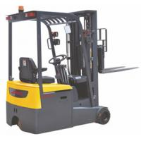 China Warehouse 3 Wheel Electric Forklift , Industrial Lift Truck 1500KG Load Capacity factory