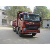 Buy cheap 2015 Year Second Hand Dump Truck Left Hand Driving Type 31000 KG Gross Weight from Wholesalers