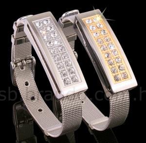 China Bracelet usb flash drive decorative factory