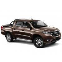 Buy cheap 4x4 Compact Pickup Trucks Powerful Diesel Vehicle Assembly Line Cooperation from Wholesalers