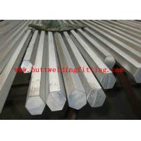 Buy cheap A276 904L Stainless Steel Bars Hexagonal Steel Bar Size S3mm - S180mm from Wholesalers