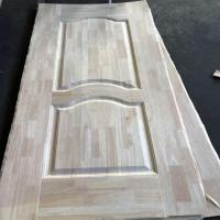 Buy cheap 4mm Thickness HDF Wood Door Skins For Door Decoration , Long Life Time from Wholesalers