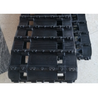China Small Size Snowmobile Rubber Track Normal 254X64X27 factory