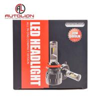 China V8 30W 5000lm CSP chip auto accessories led bulb H4 car led headlight factory