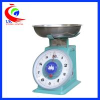 Buy cheap Mechanical Spring Weighing digital kitchen scale 8 KG10 Kilogram Big Bowl from Wholesalers