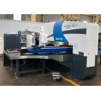 Buy cheap Cabinet Industry CNC Turret Punching Machine 20 Ton 1250×5000 Working Table from Wholesalers