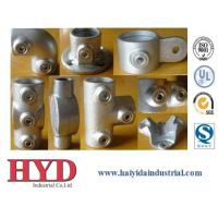 Clamping fitting cast iron
