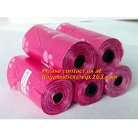China Degradable, Pet Dog, Waste, Poop Bag, With Printing, Doggy Bag, Dog Products, litter bags factory