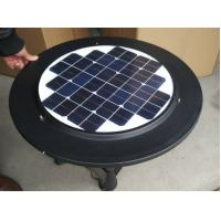Buy cheap Home Lighting System PV Solar Panels / Round Solar Cell Composite Film Back Sheet from Wholesalers