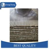 China Round / Square Solid Extruded Bar T6 T651 6061 Aluminum For Aircraft Construction factory