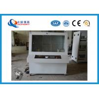 Buy cheap Stainless Steel Electrical Resistivity Test Equipment For Solid Insulation Materials from Wholesalers