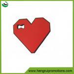 High quality soft pvc Luggage tag
