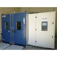 China Large Volume Climatic Test Chamber , Temperature Test Chamber 8-100m³ Automotive Integrated factory