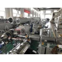 China Hot Water Single Screw Extrusion Machine High Pressure Length 16mm-32mm on sale