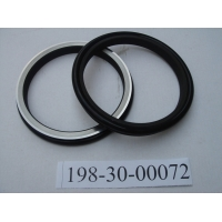 China PC300 D475 Construction Machinery Spare Parts Seal Floating 198-30-00072 factory