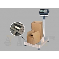 Buy cheap Carbon Steel Platform Scale, Stainless Steel Bench Scale, Animal Weighing Scale from wholesalers
