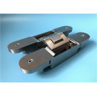 China High Strength Adjustable Concealed Hinges For Wooden Doors Swing Doors factory