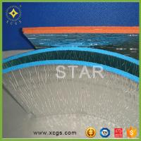 China Foam foil insulation building construction insulation /Reflective barrier wall insulation customized size on sale