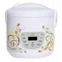 China Stainless steel automatic computer rice cooker factory