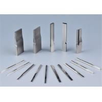 Buy cheap High Precision Metal Stamping Parts for Auto Connector / Medical Equipment from Wholesalers
