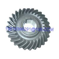 Buy cheap Forging Cast Steel Or Brass Spiral Bevel Gear Shaft / Planetary Gear from Wholesalers