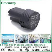 China Portable Cordless Power Tool Battery for Makita Lithium-Ion 10.8V  BL1014 BL1013 power tool battery on sale
