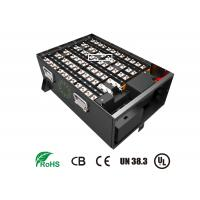 China 72V Lithium Ion Car Battery With BMS , Lithium Car Battery High Protection Level factory