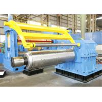 Buy cheap 5-15 Strips High Speed Slitting Machine Custom Coil Width PLC Automatic Control from Wholesalers