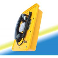 Buy cheap IP66 Weather Resistant Telephone With Handset Lightening Protection from wholesalers