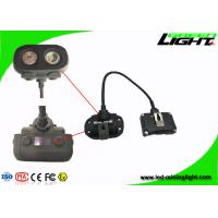 Buy cheap High IP Rating Rechargeable Mining Cap Lamps 15000lux With RFID Tracking Technology from Wholesalers