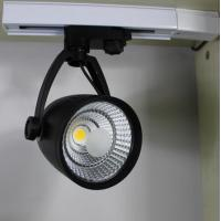 China Cree LED COB Track Light 20W 6063aluminum CE RoHs factory