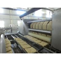 Buy cheap Stable Automatic Noodle Making Machine Fried Instant Noodle Manufacturing Plant from wholesalers